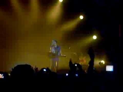 Christophe maé a Douai 30/06/08 vous les femmes! (видео)