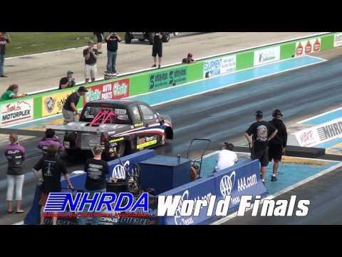 Team Thailand 4 cylinder Diesel at NHRDA World Finals