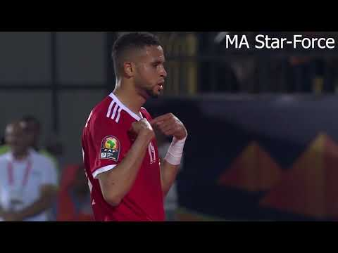Best Goals in AFCON 2019