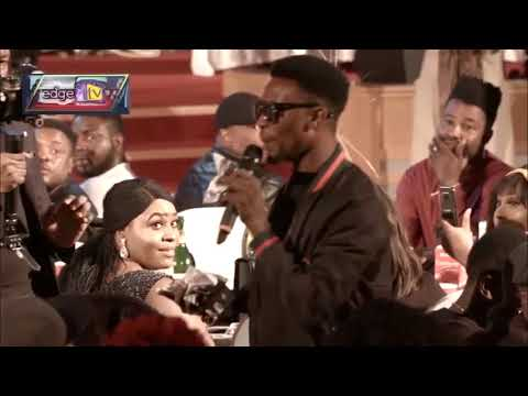 Download I GO DIE, USHBEBE, KENNY BLAQ, AKPORORO AND OTHER COMEDIANS THRILLS FANS IN LAGOS