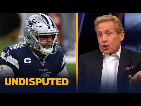 Skip Bayless reacts to the Dallas Cowboys Week 4 loss to the New Orleans Saints   NFL   UNDISPUTED