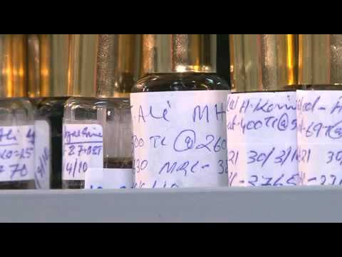 BBC Business Report featuring Ajmal Perfume