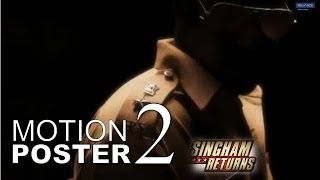 Motion Poster 2 - Singham Returns