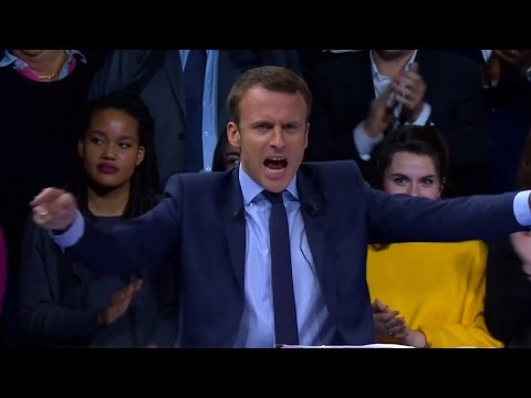 Präsidentschaftswahl 2017: Wahl in Frankreich - Macrons ...