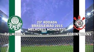 Siga - http://twitter.com/sovideoemhd Curta - http://facebook.com/sovideoemhd CAMPEONATO BRASILEIRO CHEVROLET 2015 23ª Rodada Allianz Parque, ...