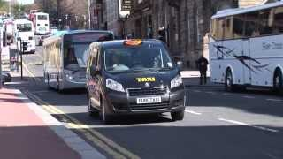 Peugeot EuroTaxi™ – Does the Job for Less