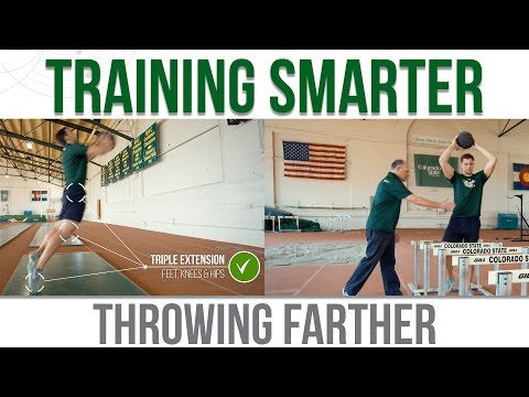 Training Smarter, Throwing Farther - Discus Training Preview
