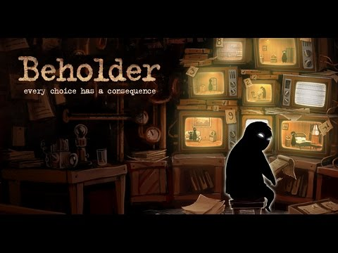 Beholder gameplay