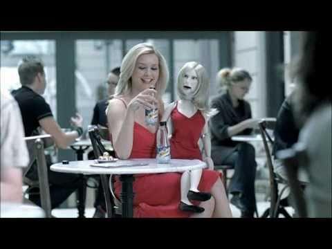 Funny commercial - פרסומות שוופס - בובה