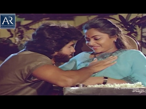 Shivude Shankarudu Movie Scenes | Saritha With Her Husband On Chair | AR Entertainments