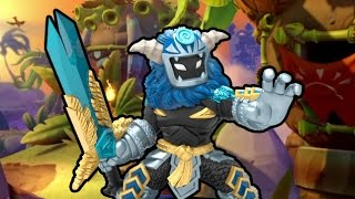 Level 20 Wild Storm combat gameplay inside Cursed Tiki Temple, Wild Weather path on Adventurer difficulty. Subscribe and visit the Legends of Skylands channe...