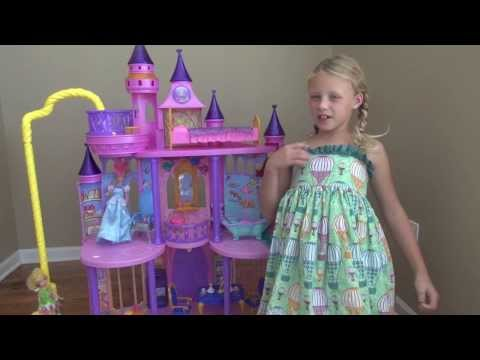 Disney Princess Ultimate Dream Castle Review 2013