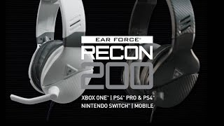 Turtle Beach Ear Force Recon 200