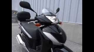 10. 2010 Honda SH150i Stock #9-3026