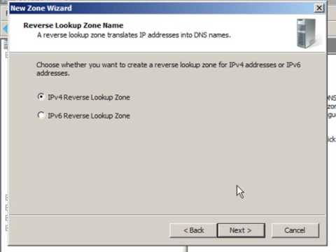 how to properly configure dns server 2008