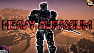 If you have been watching my last few streams you will know I have been going hard on my TR Heavy Aurax... Well now finally, it...