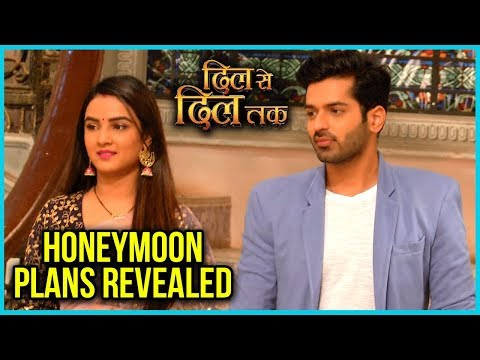 Parth And Teni's HONEYMOON Plans REVEALED | Dil Se