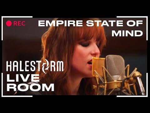Tekst piosenki Halestorm - Empire State Of Mind po polsku