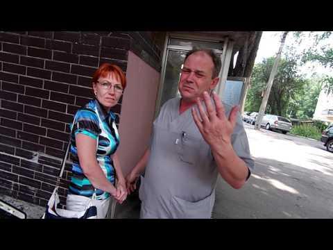 Часть1: 17 больница на Печерске: пытка тяжелобольных курением после реанимации