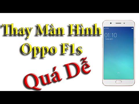 Thay màn hình Oppo F1s