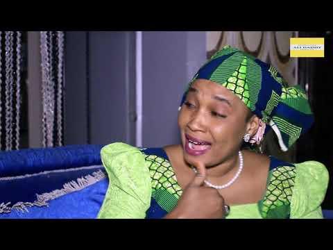 ZAMAN DOYA Episode 5    Hausa TV series drama [Ali Daddy]