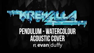 Thumbnail for Pendelum — Watercolour (Krewella ft. Evan Duffy Cover)