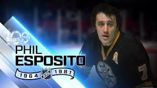 НХЛ 100: Фил Эспозито