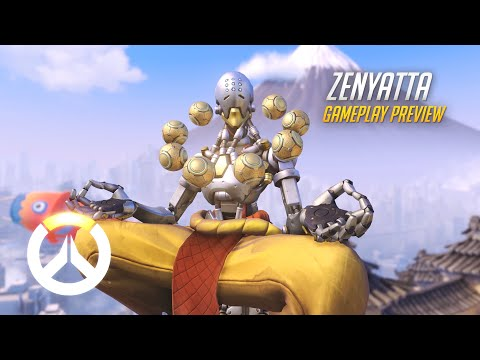 Gameplay  de Zenyatta