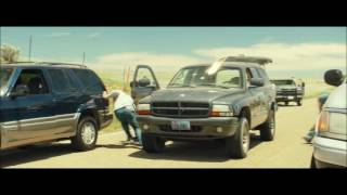 Machine Gun Shoot-out | Hell or High Water (2016) | 1080p HD
