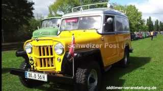 Willys-Overland - Schweizer-Post (PTT)