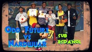Nardwuar vs. Odd Future (Subtitulado Español)