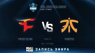 FaZe vs fnatic, game 2