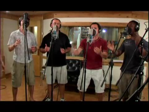 SNC  Webisode 5 :Recording The National Anthem