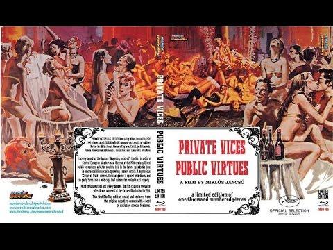 """Mrparka Review's """"Private Vices, Public Virtues"""" (Mondo Macabro)"""