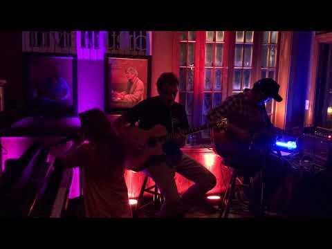 Travis Elliot with Kristen Bowden and Joe Lawlor