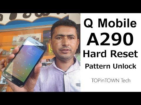 QMobile Noir A290 Hard Reset ✔ by TOPinTOWN Tech