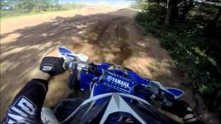 7. Austin Desrocher Gopro  Dougs 2015 Yamaha YFZ450r