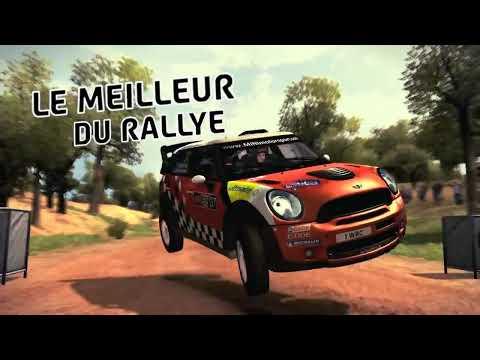 WRC 2 - Spot télévisé français