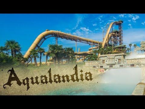 WORLD-CLASS WATERPARK: All Rides at Aqualandia Jesolo, Italy!