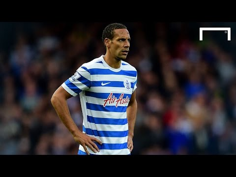 Video: Rio Ferdinand suspended for Twitter taunt
