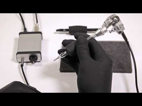 LACEnano Rotary Tattoo Machine - Assembly and Operation