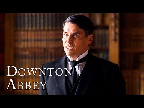 Thomas Feels Rejected by the Crawley Family | Downton Abbey Film | Downton Abbey
