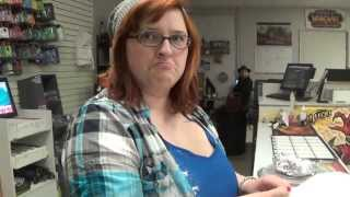 Everyday card store life #79: Wednesday, February 19th. 2014