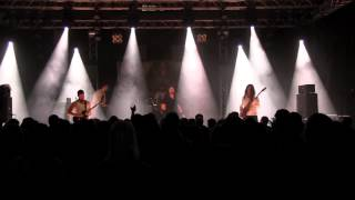 Video SIGNUM REGIS - Exodus (Elements Of Rock 2014 Live)