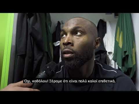 "Video - Παπαγιάννης στο SDNA: ""Ο Παναθηναϊκός είναι νικητής"""