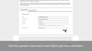 Check out this video for helpful information about creating an FSA ID and filling out the FAFSA, and for more resources, visit ...