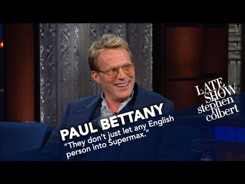 Paul Bettany's Method Approach To Playing The Unabomber