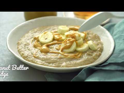 Hot Banana & Peanut Butter Weet-Bix Porridge thumbnail 3