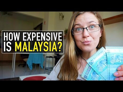 HOW EXPENSIVE IS MALAYSIA? | Budget Travel Guide