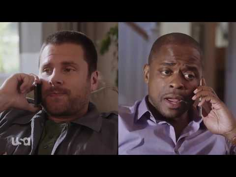 Psych: The Movie teaser from Comic-Con